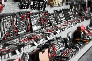 Werkzeugkoffer Übersicht